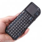 Rii Handheld Rechargeable 2.4G Mini Wireless Keyboard with TrackPad