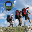 Mini Handheld Outdoor GPS Location Finder DOT Matrix Display Travel Backtrack
