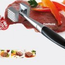 Tools Stainless Steel Needle Tenderizer Meat beef Hammer Steak Professional New