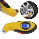 LCD Digital Auto Car Motorcycle Air Pressure Tire Tyre Gauge Tester Tool