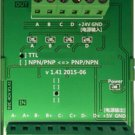 Converter 4 Ways Servo Encoder Differential TTL 5V to Collector HTL 24V Signals