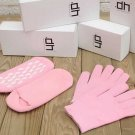 Skin Care Manicure Kit Moisturizing Silicone Gel Spa Slaon Socks sock Gloves