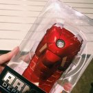 New 3D Gold Iron Man Mark XLII Armor Hard Back Plastic Case For iPhone 5 5s