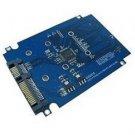 SATA to PATA mini PCI-e PCIE 2.5 Inch Adapter Housing SSD IDE Converter
