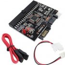 PATA IDE to SATA Serial ATA Interface HDD Converter Adapter for HOST Drive