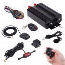 Portable Motor Car GPS SMS GPRS Tracker Real Time Tracking Device System Remote