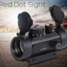 Hot Holographic Reflex Laser Scope For Rifle Picatinny Rail Red Green Dot Sight
