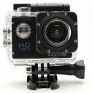 SJCAM SJ4000 HD 1080P Cam Outdoor Sports Action Waterproof Camera 2x Batteries