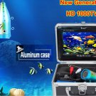 "Check Fish Finder Under Water Underwater Ice Fishing Camera 7"" Color HD Monitor"