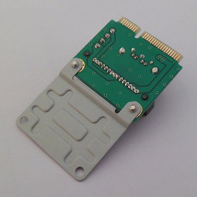 SATA to mSATA slot Adapter Converter Card Engineering Test tool with Power Cord