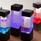Nice Glory Jellyfish Lamp Color Change Mood lamp home decoration magic lamp gift