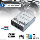 CMI Infiniti USB SD AUX-IN iPod iPhone MP3 Player Adapter Motor Car CD Changer
