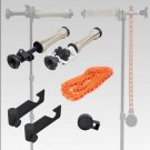 New Photo Studio Roller Wall Ceiling Mounting Manual Background Support System