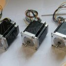 3 PCS 3X CNC Machine controller control kit 287oz-in Step CNC 57BYGH603 Motor
