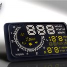Safety ActiSafety Car HUD Head Up Display Diagnostic OBDII shift Speed remind