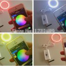 8pcs 120mm color Change halos SMD RGB LED Angel Eyes light Wifi Controller