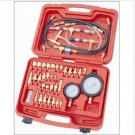 41 PC Fuel Injection Pressure Test System Kit Set Compression Motor Car Tools