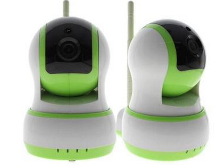 Useful HD IP Network WiFi Wireless Camera Cam Surveillance Security System