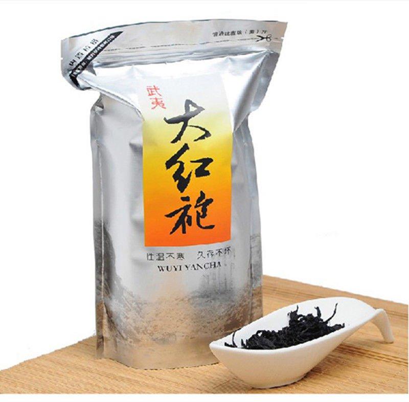 New 250g Good Taste Da hong pao Red Robe Oolong tea Keep Fit black Dahongpao tea