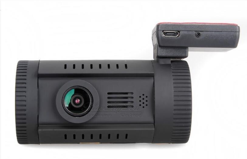 New Mini Ambarella Security Super HD 1296P Car GPS Mount Dash Camera DVR Cam CPL