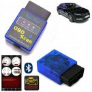 OBD2 II ELM327 V1.5 Auto Super MINI Bluetooth Diagnostic Scanner Tool for Car
