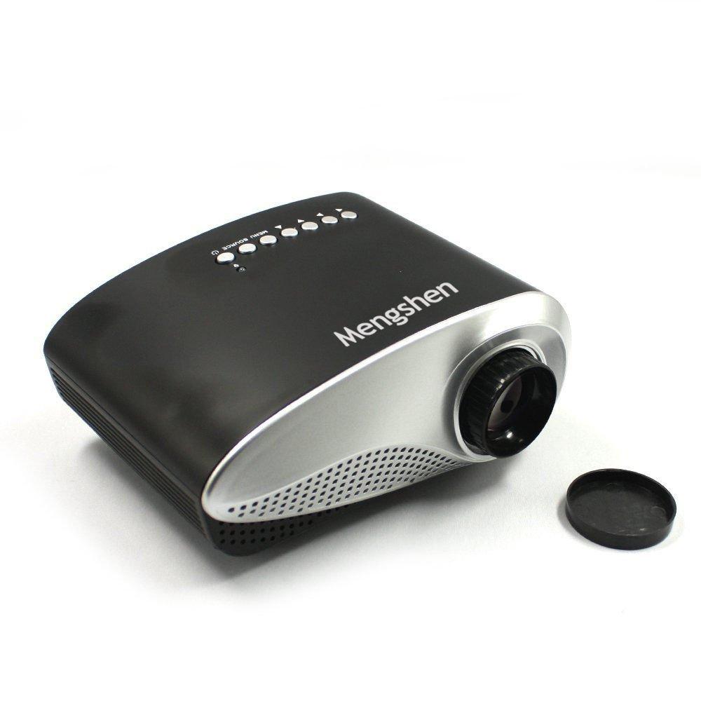 Mini Led Projector USB SD VGA HDMI AV Home Theater Video Games Remote Control