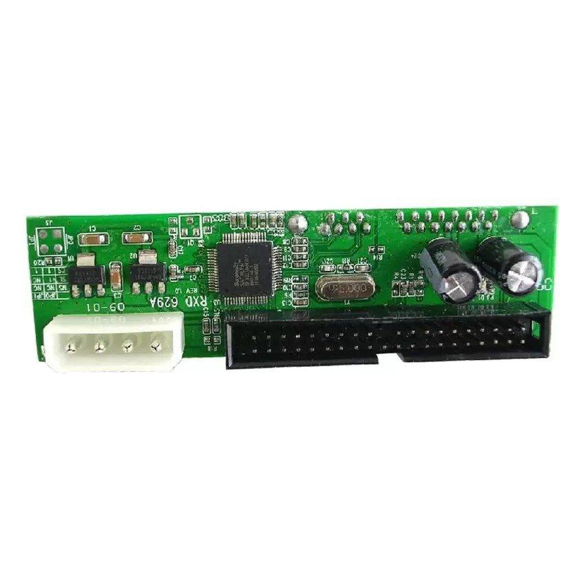 ATA SATA to Parallel ATA PATA IDE Hard Drive HDD CD DVD-ROM Interface Converter Adapter