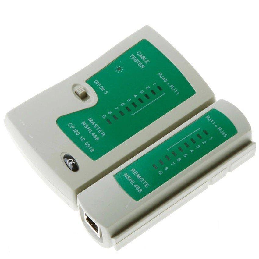 RJ45 RJ11 RJ12 CAT5 CAT 5 6 UTP Network Lan Cable Cord Tester Test Tool