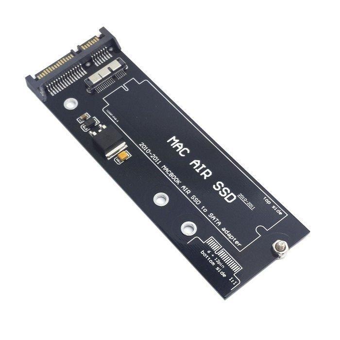 12 + 6 pin SSD HDD to SATA 22 Pin Hard Disk Drive Cartridge Drive PCBA Board