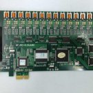 16 CH Channels PCI-Express PCIE PCI-E Telephone Phone Call Recording Card Board