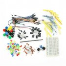 Electronics Fans Package Electronic Component Resistors Capacitors Package Kit For Arduino