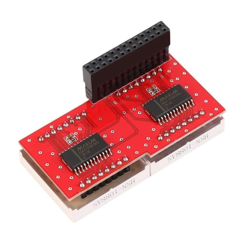 Led Matrix Module Common Cathode Driver Board Lattice Led for Raspberry Pi Red