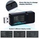 USB Digital Power Meter Tester Multimeter Check Test Current Voltage Monitor