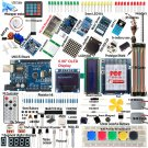 ULTIMATE UNO R3 Starter Kit for Arduino OLED SPI Bluetooth LCD1602 PIR RTC Parts