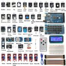 MEGA 2560 R3 40 Sensor Modules Starter Kit IIC 2004 LCD Display For Arduino Part