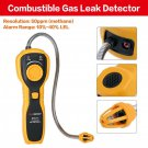 Detect Methane Alcohol Combustible Vapor Gas Leakage Tester Detector Checker