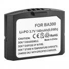 BA300 Battery for Sennheiser RS4200 RS4200-TV, SET 830, SET 830-S, SET 830-TV