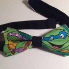 Bow tie men ninja turtles comic neckband cotton pretied superhero