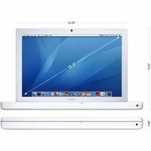 APPLE MACBOOK 2.0GHZ WHITE