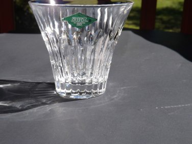 DESIGNS OF IRELAND Knightsbridge Shannon Crystal, SLOVAKIA Glass TUMBLER (1)