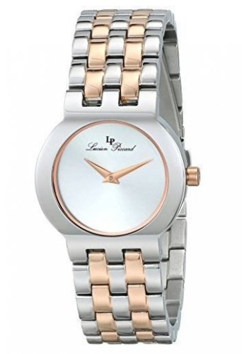 Lucien Piccard Women's LP-10019-SR-22S two tone watch NEW in box great gift