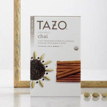 Tazo Tea Organic Tazo Chai Tea 20 Bags (Pack of 2) [Misc.]