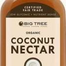 Big Tree Organic Coconut Nectar - Unrefined Sweetener 11.5oz Bottle (Pack of ...