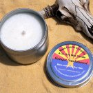 Antique Sandalwood Scented 4 Oz. Soy Candle