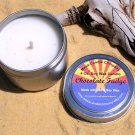 Chocolate Fudge Scented Soy Candle 4 Oz.