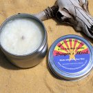 Dragon's Blood Scented Soy Candle 4 Oz.