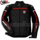 UnbeateanRacers Ducati Motorbike Leather Motorcycle Jackets