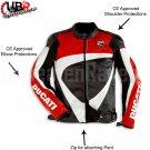 UnbeateanRacers Ducati Motorbike Leather Motorcycle Jackets MotoGP