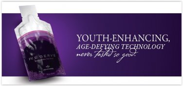 RESERVE� is a unique botanical blend of antioxidants, anthocyanins, and  Essential fatty acids