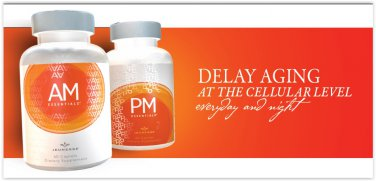 AM & PM ESSENTIALS� are unique dietary supplements